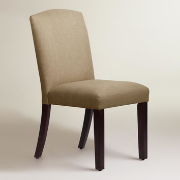 Linen Rena Dining Chair - World Market
