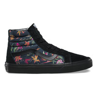 Black Bloom SK8-Hi Reissue | Shop New Arrivals at Vans