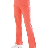 Buy Landau Women's Modern Smart Stretch Cargo Petite Scrub Pant for $28.95