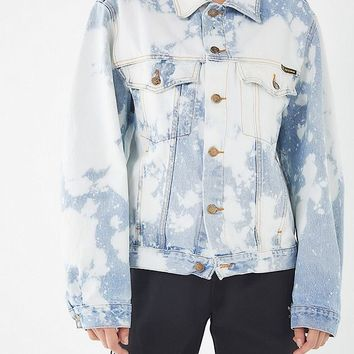 Urban Renewal Remade Bleach Splattered Denim Jacket | Urban Outfitters