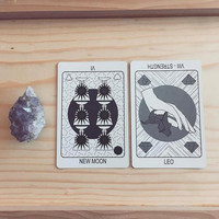 PREORDER The Fox Tarot 78 Card Deck with 96 Page Guidebook