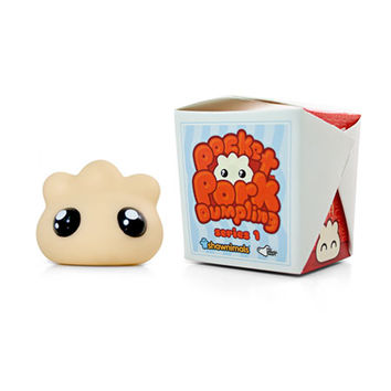 Pocket Pork Dumpling Series 1 : Blind Box by Shawnimals | myplasticheart
