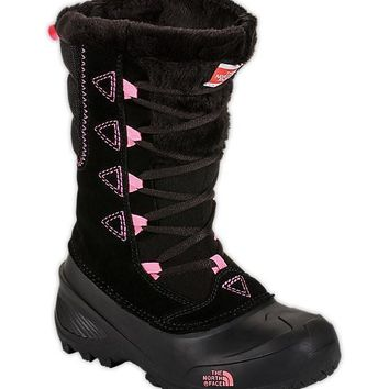 KIDS THE NORTH FACE SHELLISTA LACE II BOOTS