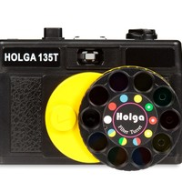 Holga 35mm Camera with Turret