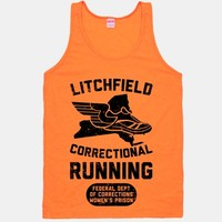 Litchfield Correctional Running