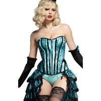 Leg Avenue Womens Halloween Party Costume Corset