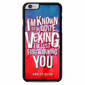 Harley Quinn Of Hearts iPhone 6 Plus / 6s Plus Case