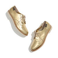 G.H. Bass® & Company Metallic Ely Oxfords