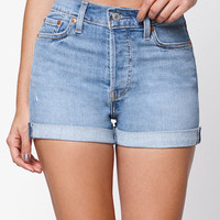Wedgie Denim Shorts