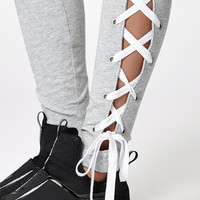 Puma Bow Lacing Leggings at PacSun.com