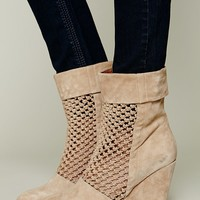 Free People Rochelle Wedge Boot