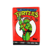 Teenage Mutant Ninja Turtle Trading Cards (Vintage)