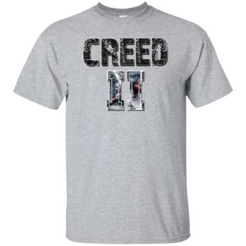CREED 2 MOVIE : ROCKY DRAGO : Cotton T-Shirt