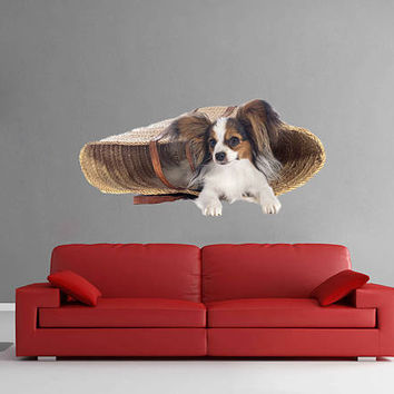 dog wall Decals dog wall decor dog Full Color wall Decals Animals wall Decals veterinary clinic decor Home Decor for kids room cik2233