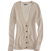 AEO Factory Women's Knit Boyfriend Sweater