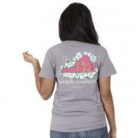 """Simply Southern State """"Virginia"""" Tee"""