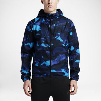 Nike T/F Camo Windrunner Men's Jacket