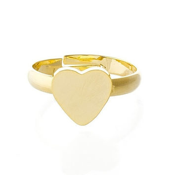The Solid Love Ring