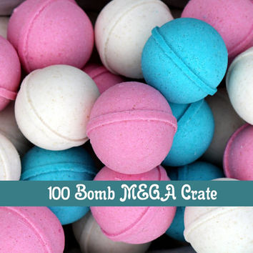 Goat Milk Wholesale 100 Bath Bombs Free Shipping