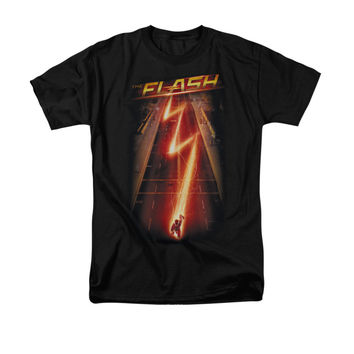 The Flash TV Show Flash Ave Mens T-Shirt