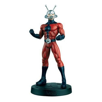 Marvel Avengers Fact Files Special Ant-Man Statue with Collector Magazine