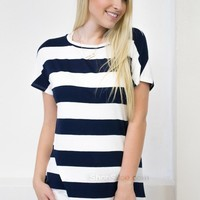 Summer Striped Top
