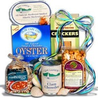 Catch Of The Day™ - Seafood Gift Basket Stack $49.99