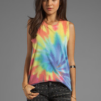 Local Celebrity Muscle Tee in Psycadelic from REVOLVEclothing.com