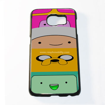 Adventure Time Samsung Galaxy S6 and S6 Edge Case