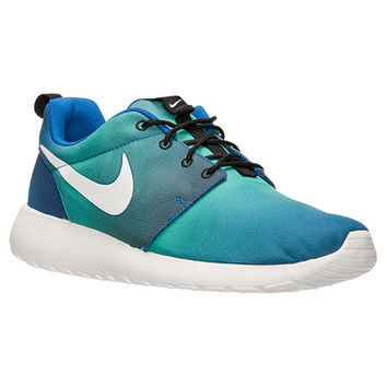 Men s Nike Roshe One Print Casual Shoes from Finish Line acd54bf6b5eb
