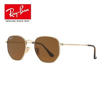 models half frame RayBan glasses lightweight reflective Ray-Ban sunglasses