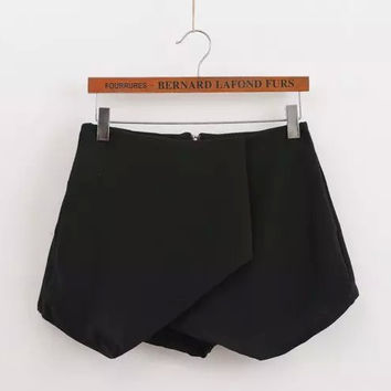 Summer Stylish Women's Fashion Dress Shorts [6513446215]