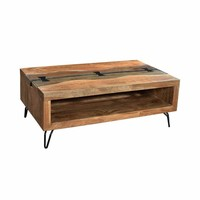 Driftwood Acacia Coffee Table | GFURN