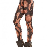 Sun Leggings - Clothes | GYPSY WARRIOR