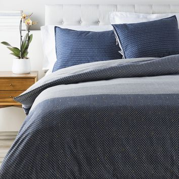 Sumi Navy Duvet Set