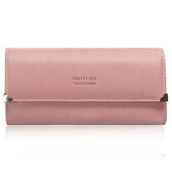 High quality vintage lady purse , 2014 new fashion women's PU leather wallets, long wallets for women, Free shipping