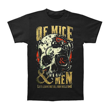 Of Mice & Men Men's  Leave Out All Our T-shirt Black