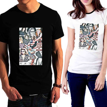 Lana Del Rey and Marina the Diamonds Photo Collage 261536fa-ecbf-473e-ac0c-f942cd3aed96 - Tshirt for man shirt, woman shirt XS / S / M / L / XL / 2XL / 3XL /4XL / 5XL *02*