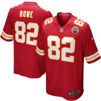 Dwayne Bowe Kansas City Chiefs Nike Team Color Game Jersey - Red