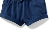Cuffed Pull-On Shorts for Baby   Old Navy