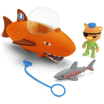 Fisher-Price Octonauts GUP-B & Kwazii