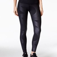 adidas Ultimate High-Rise ClimaLite Leggings | macys.com