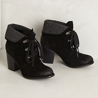 Lyon Cuffed Booties