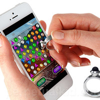 iRing Stylus for iPhone Smart Phone Kikkerland