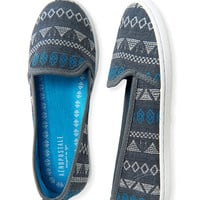 Tribal Slip-On Shoe