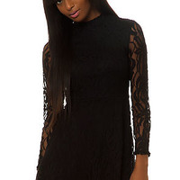 The Gatsby Dress in Black
