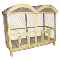 Hamptons Antique Galleries II LLC - French Bird Cage