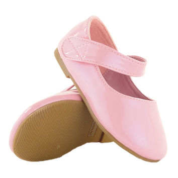 Girls Toddler Ballet Flats Pink