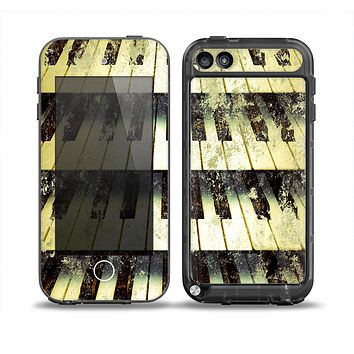 The Vintage Pianos Keys Skin for the iPod Touch 5th Generation frē LifeProof Case