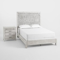 Gray Verena Bedroom Collection